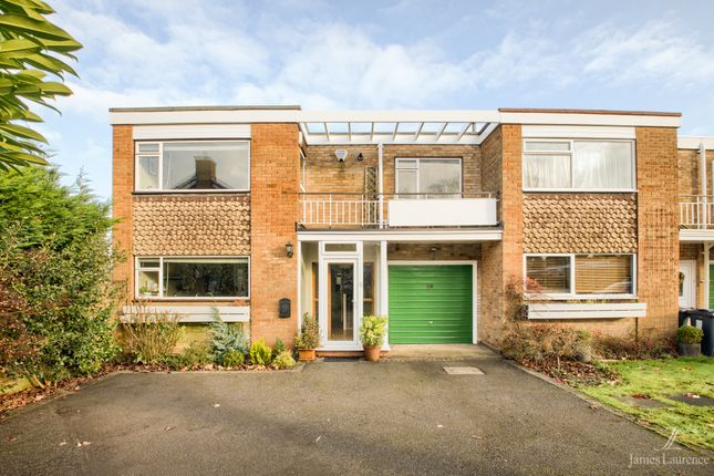 End terrace house for sale in Fugelmere Close, Harborne, Birmingham