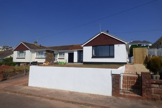 Thumbnail Detached bungalow for sale in Stella Road, Preston, Paignton