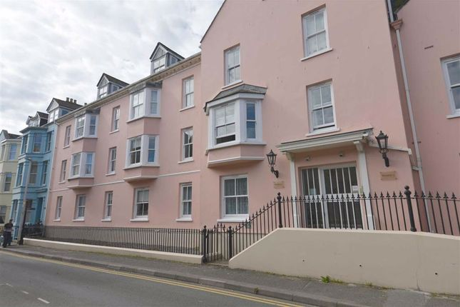 Thumbnail Flat for sale in 3, Wimbledon, St. Florence Parade, Tenby, Dyfed