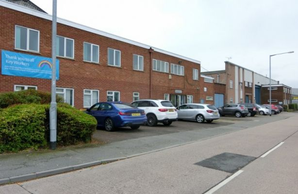 Thumbnail Warehouse for sale in Units 5A & B And 9A, B & C, Progress Drive, Cannock, Staffordshire