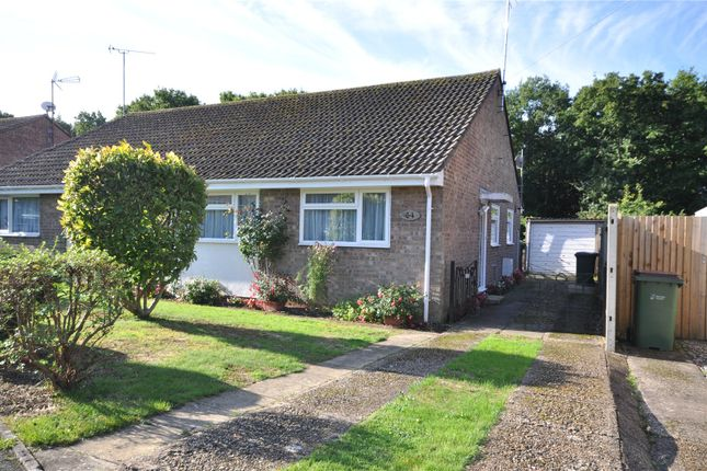 Thumbnail Semi-detached bungalow for sale in Southwater, West Sussex