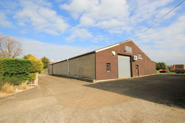 Thumbnail Warehouse to let in Snoll Hatch Road, East Peckham