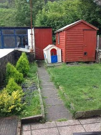 Thumbnail Terraced house to rent in Gwendoline Street, Treherbert, Treorchy