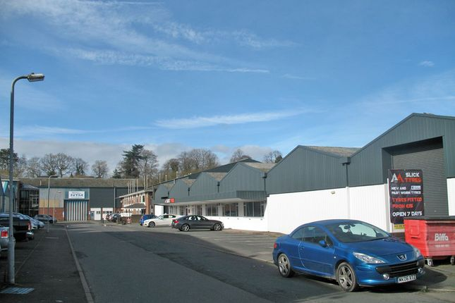Thumbnail Industrial to let in Whitehouse Road, Kidderminster