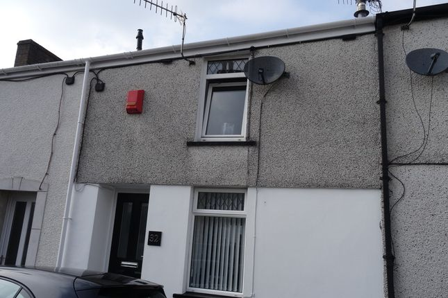 Thumbnail Terraced house to rent in Aruma, Church Street, Penydarren, Merthyr Tydfil