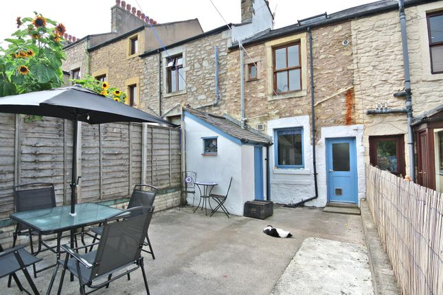 Outside Space of Clarence Street, Lancaster LA1