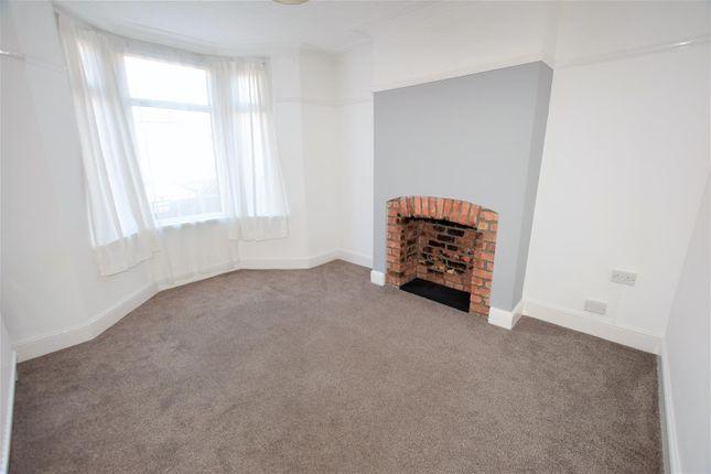Living Room of Evelyn Street, Barry CF63