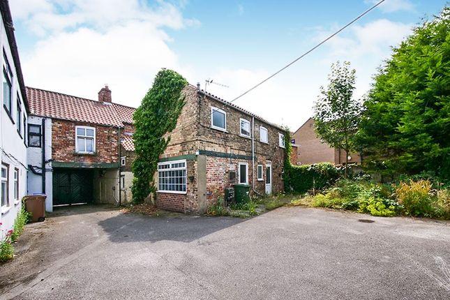 Thumbnail Terraced house for sale in Union Street, Pocklington, York