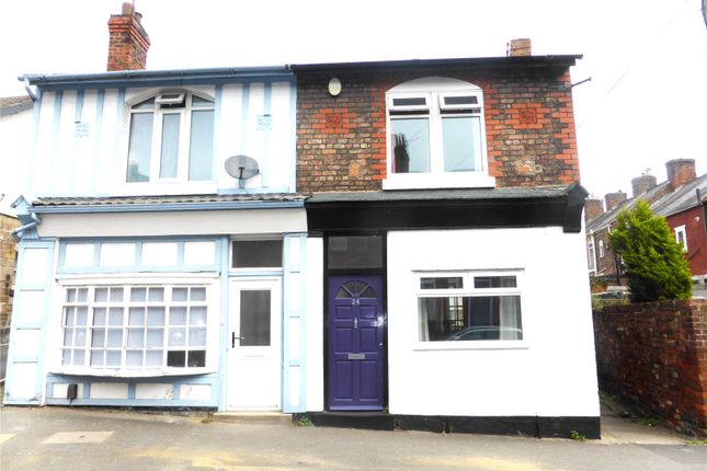 Thumbnail Semi-detached house to rent in Village Road, Bebington, Wirral