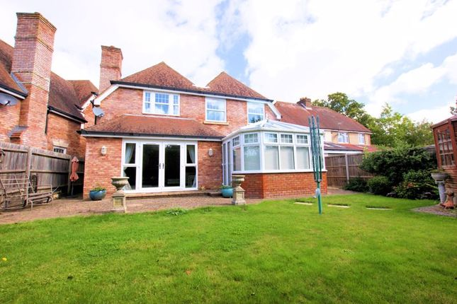 Garden of Catisfield Road, Fareham PO15