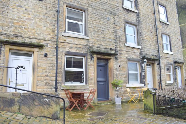 Thumbnail Terraced house for sale in Church Terrace, Holmfirth
