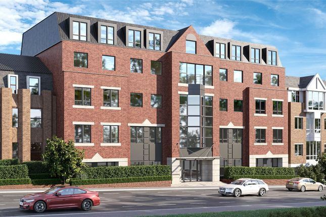 1 bed flat for sale in 207-215 London Road, Camberley, Surrey GU15