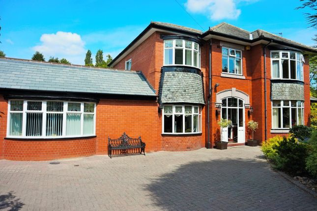 Thumbnail Detached house for sale in Kings Road, Hazel Grove, Stockport