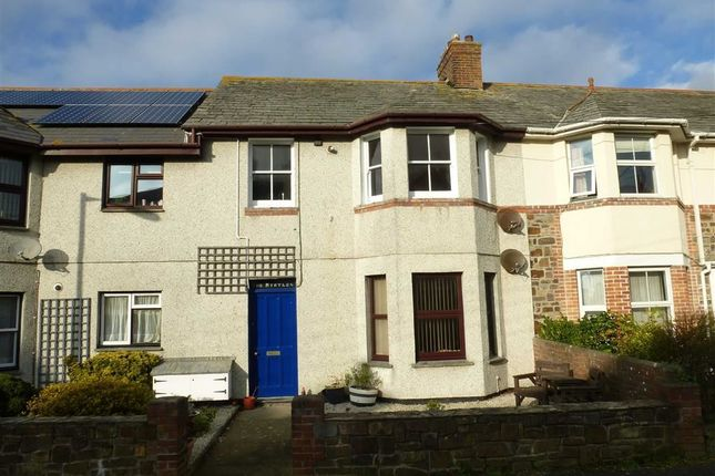 Thumbnail Flat for sale in Killerton Road, Bude, Cornwall