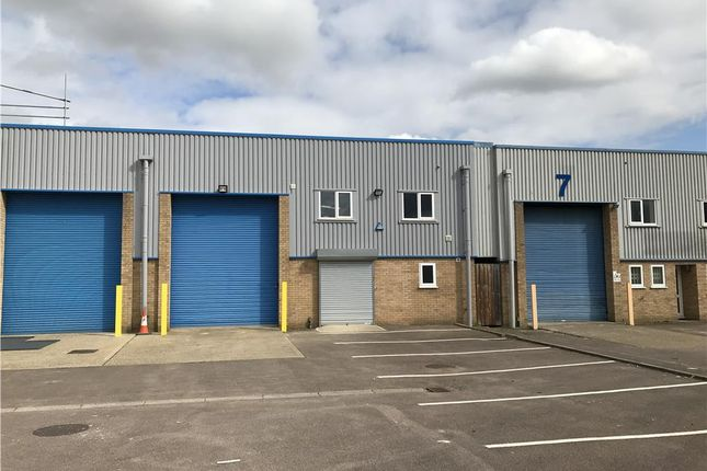 Thumbnail Light industrial to let in Unit 5 Cratfield Road, Bury St Edmunds, Suffolk