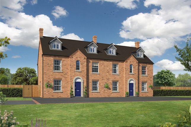 Thumbnail Semi-detached house for sale in Plot 6, Kynaston Place, Birch Road, Ellesmere
