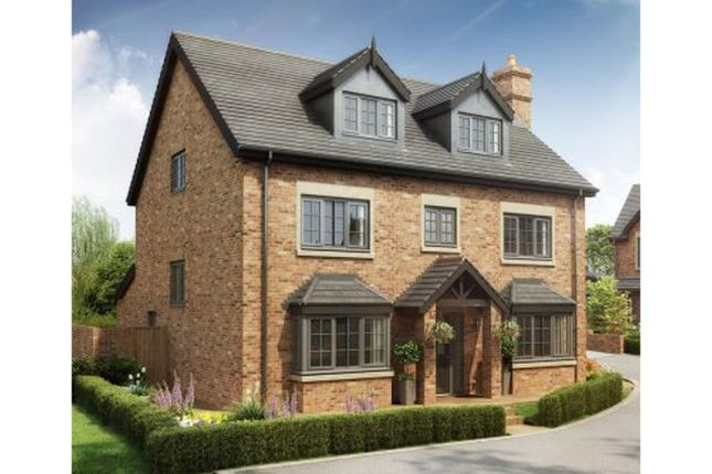 Thumbnail Detached house for sale in The Village, Newcastle