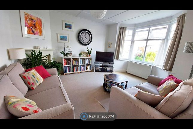Thumbnail Semi-detached house to rent in Lake Road, Bristol