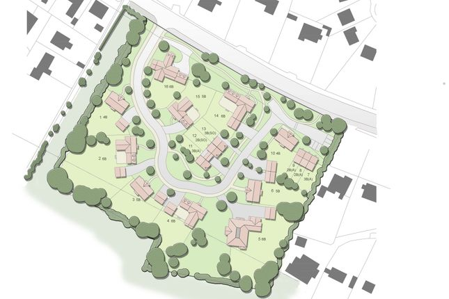 Thumbnail Land for sale in Reading Road, Harwell