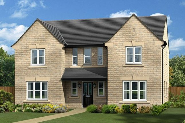 "Thumbnail Detached house for sale in ""The Edlingham Stone"" at Chesterfield Road, Matlock"