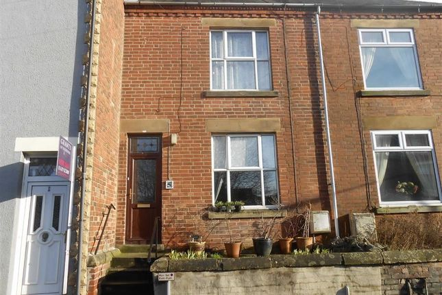 Thumbnail Terraced house to rent in Water Lane, Wirksworth, Matlock
