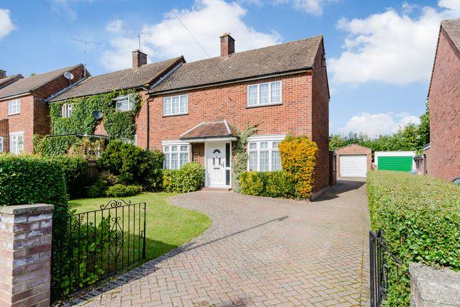 Thumbnail End terrace house for sale in Park Drive, Sunningdale, Ascot, Berkshire