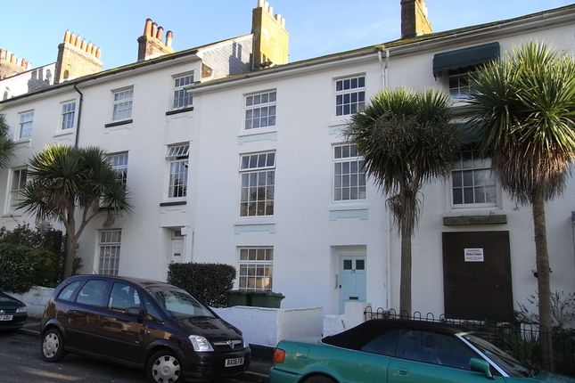 Thumbnail Flat to rent in Clarence Street, Penzance