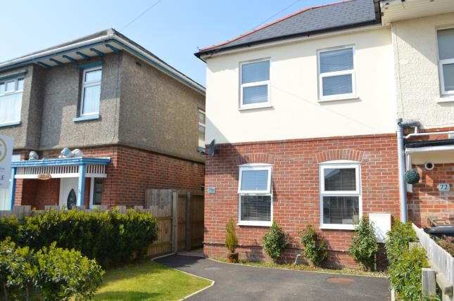 Thumbnail Semi-detached house for sale in Northbourne, Bournemouth, Dorset