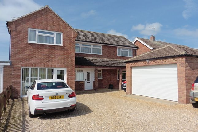 Thumbnail Detached house for sale in Seppings Road, Fakenham