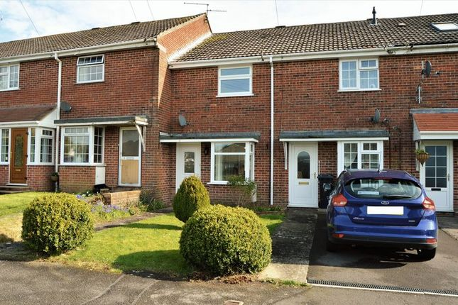 2 bed terraced house for sale in Springfield Close, Shaftesbury
