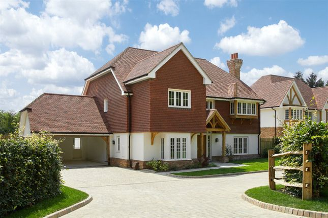 Thumbnail Detached house for sale in Wadhurst Place, Mayfield Lane, Wadhurst, East Sussex