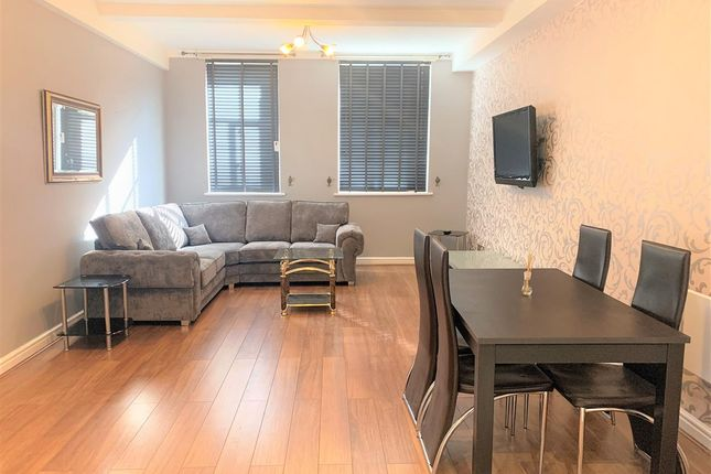 Thumbnail Flat to rent in Oxford Place, 7 Oxford Road, Manchester