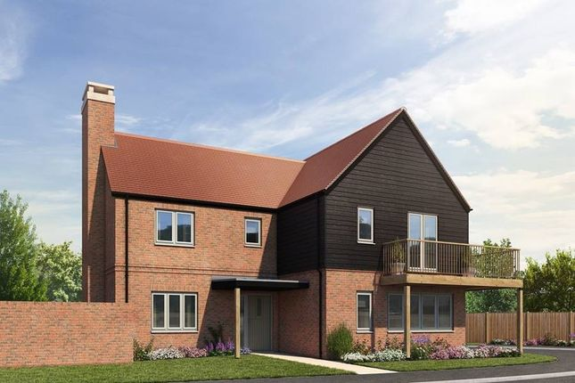 """Thumbnail Detached house for sale in """"The Saxon"""" at Stoney Mews, Winchester"""