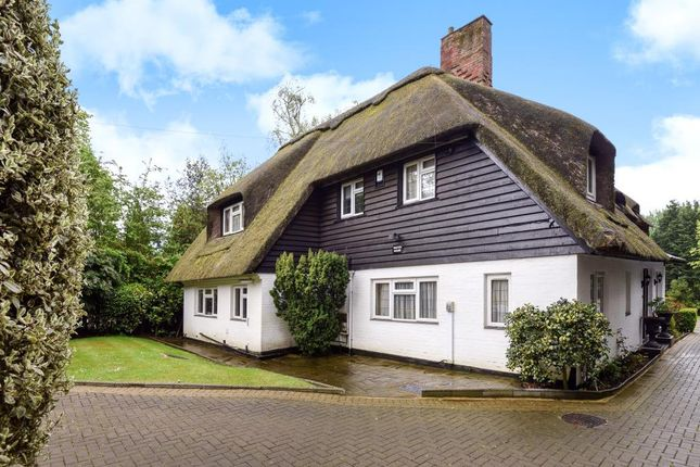 Thumbnail Cottage for sale in South View Road, Pinner