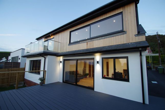 Thumbnail Detached house for sale in Willoway Lane, Braunton