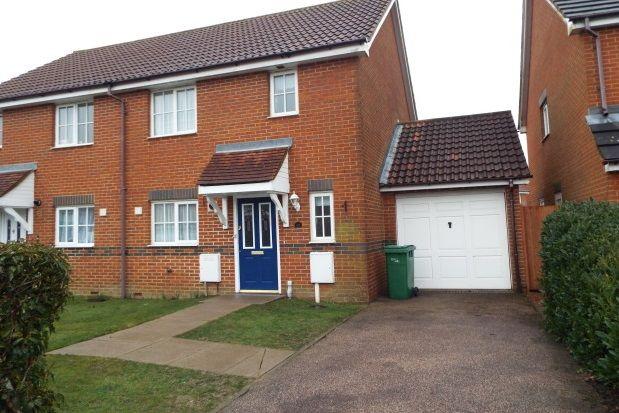 3 bed property to rent in Stansfeld Avenue, Hawkinge, Folkestone