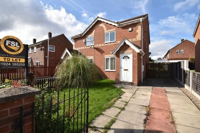 Thumbnail Semi-detached house to rent in Carr Furlong, Barnsley