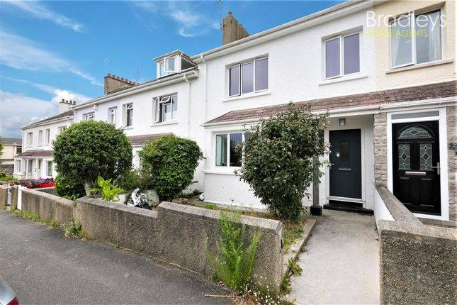 Thumbnail Terraced house for sale in Treassowe Road, Penzance, Cornwall