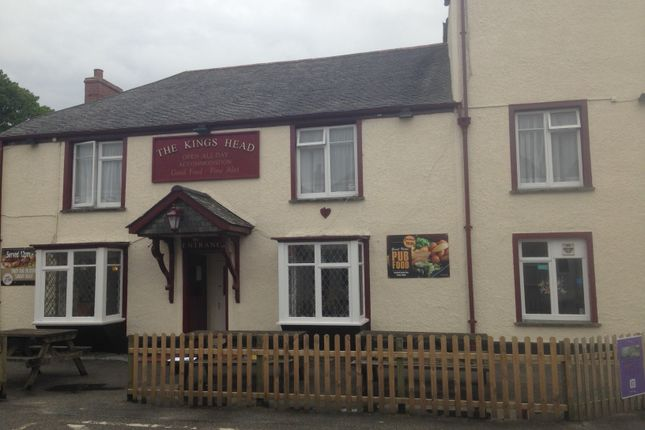 Pub/bar for sale in The Square, Chasewater, Truro
