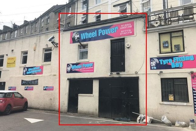Thumbnail Light industrial for sale in Magdalene Road, Torquay