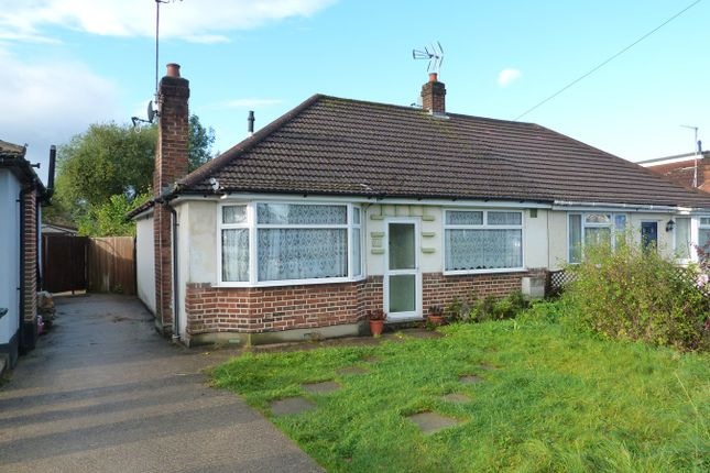 2 bed bungalow for sale in Harrow Way, Watford WD19