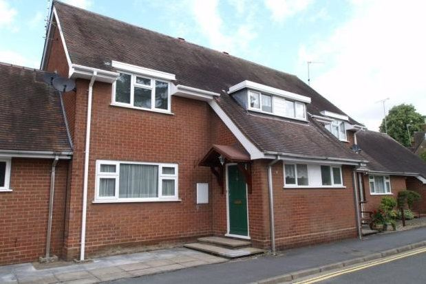 Thumbnail Property to rent in Castle Lane, Warwick