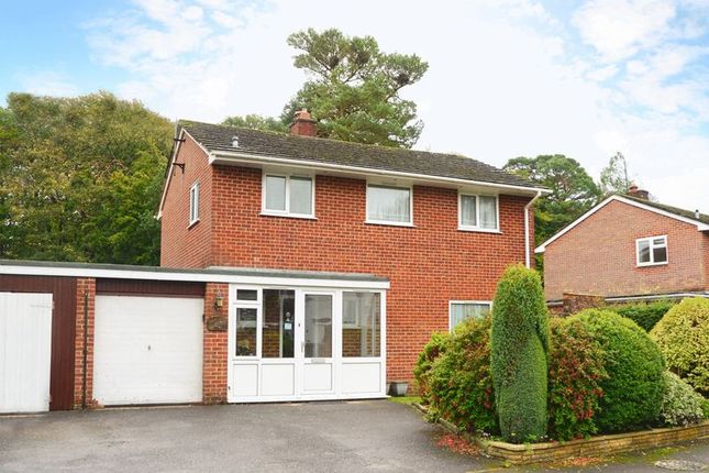 Thumbnail Detached house for sale in Egdon Glen, Crossways