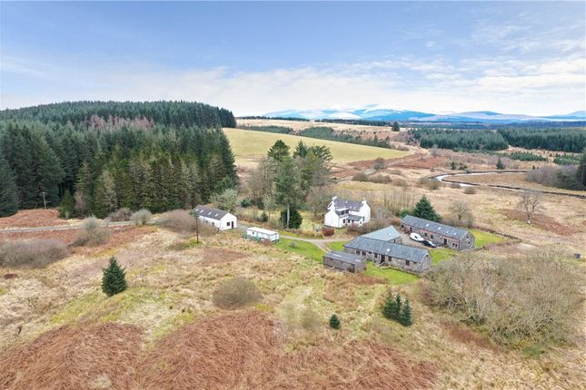 Thumbnail Detached house for sale in Waterside House And Lodges, Newton Stewart, Wigtownshire