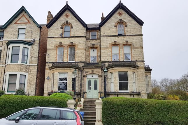 Thumbnail Flat to rent in 1 Trinity Road, Scarborough