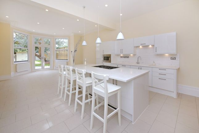Thumbnail Semi-detached house for sale in Tetherdown, London