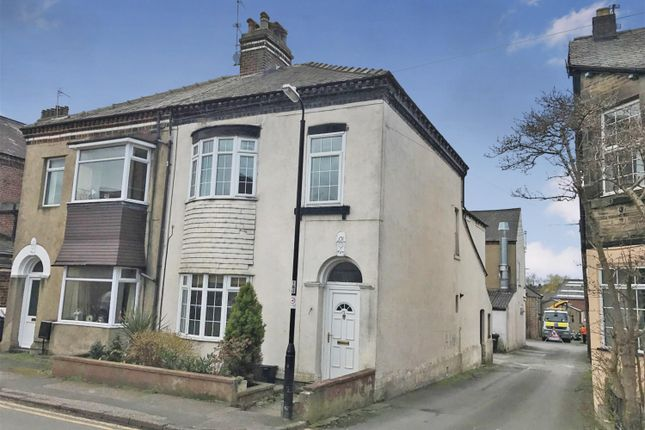 3 bed semi-detached house for sale in Albert Place, Harrogate