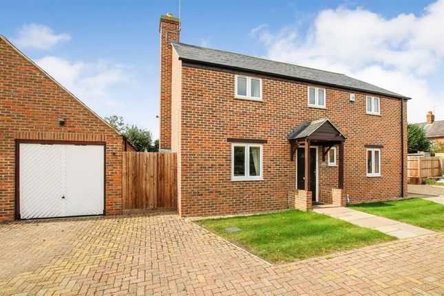 Thumbnail Detached house for sale in Old Coal Yard, Stewkley, Leighton Buzzard