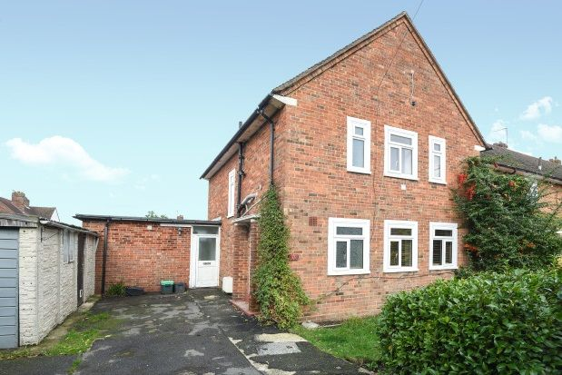 Thumbnail Property to rent in Faringdon Avenue, Bromley
