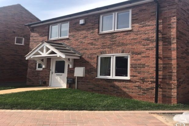 Thumbnail Property to rent in Standford Way, Cawston, Rugby